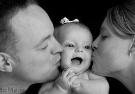 بوسیدن-بچه