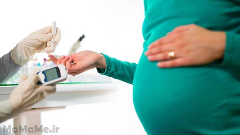 دیابت-بارداری