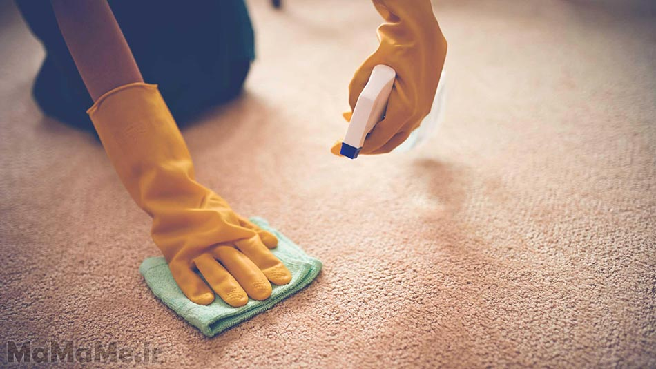 تمیز-کردن-فرش