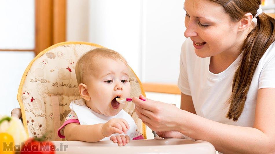 راههای-تشویق-کودک-به-غذا-خوردن