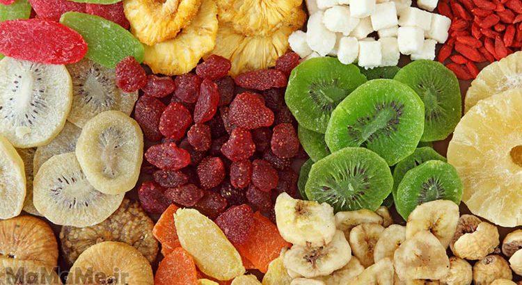 خشک کن میوه