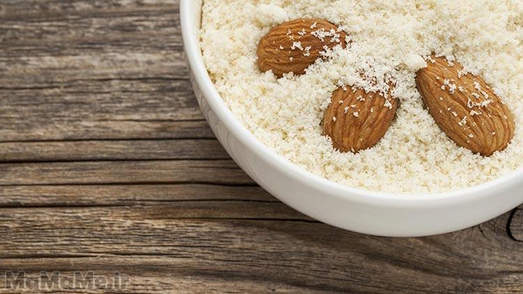 طرز تهیه حریره بادام برای نوزاد