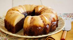 طرز-تهیه-فلن-کیک