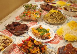 غذای مناسب افطار در طب اسلامی