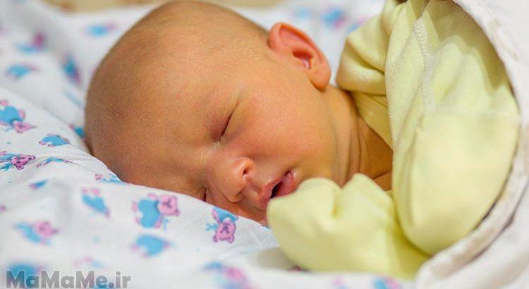 درمان-خانگی-زردی-نوزاد