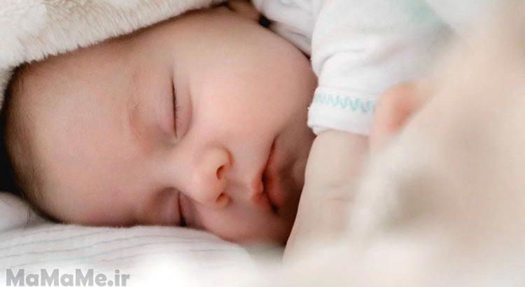 درمان-عرق-سوز-شدن-نوزاد