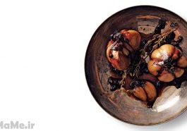 طرز تهیه ترشی سیر با شیره انگور